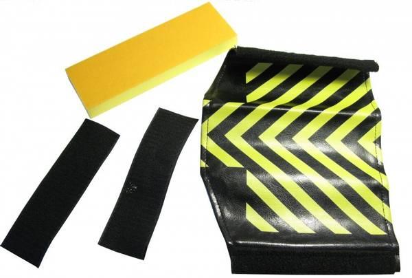 Boxer Ball Arm Leather & Foam Set
