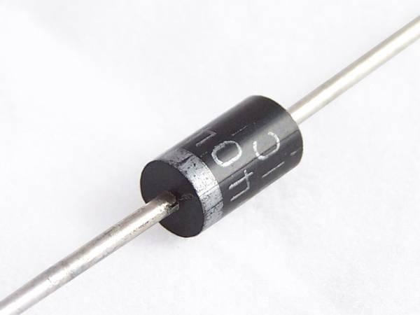 Diode 1000V 1A DO-41, 10-Pack