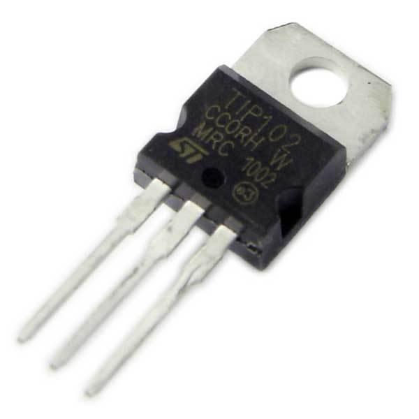 Darlington Transistor TIP102 NPN100V 8A