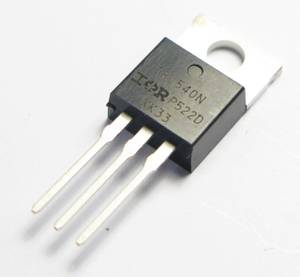 Image of Transistor N-Channel Power Mosfet 100V 30A