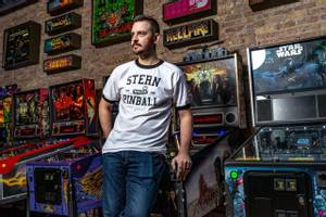Image of Stern Pinball PE Tee