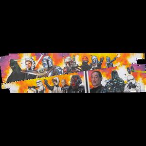 Image of Mandalorian Art Blades