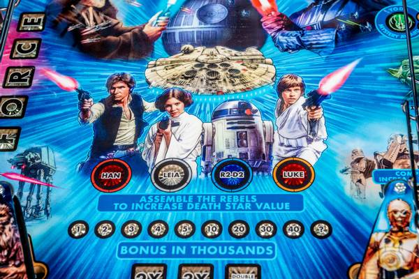 Star Wars Comic Art Pin™