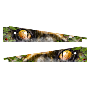 Image of Jurassic Park Jaw Art Blades