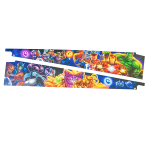 Image of Avengers IQ Art Blades
