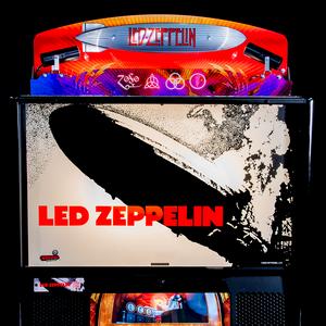 Image of Led Zeppelin Topper