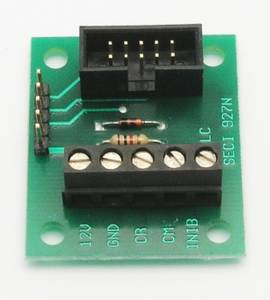 Image of Coin Mechanism Interface Board