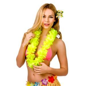 Bilde av Hawaii krans gul