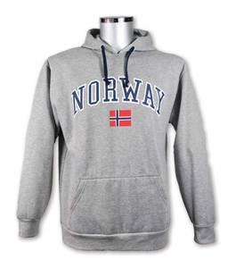 Bilde av Hoodie, Norway, in 6 different colors