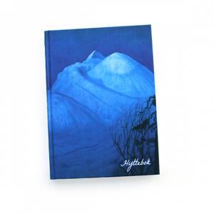 Bilde av Hyttebok - Vinternatt i Rondane - Harald Sohlberg