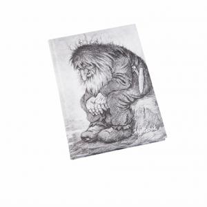 Bilde av Hyttebok - Trollet - Th Kittelsen