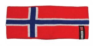 Bilde av Ørevarmer - Heldekkende norsk flagg