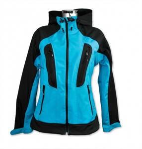 Bilde av Softshell jakke, NorWear, Daniella, blå