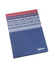 Bilde av Hyttebok - Marius® - Original Blå