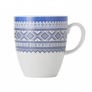 Bilde av Porselenskrus Marius® - Koboltblå