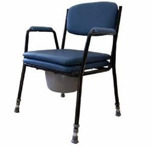 Bilde av Toalettstol - regulerbar og flyttbar