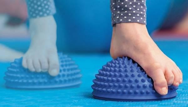 Balanse pod til trening og rehabilitering