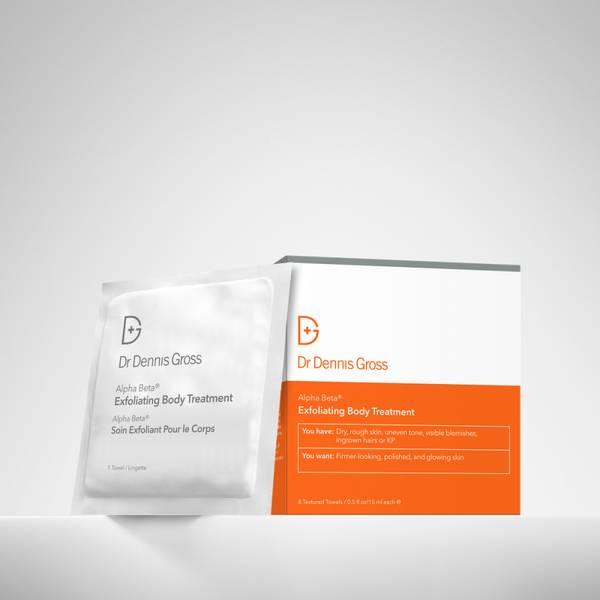 Exfoliating Body Treatment 8stk