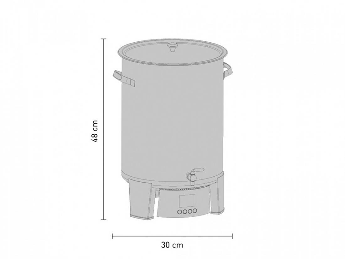 Speidel Braumeister PLUS 10 liter NY