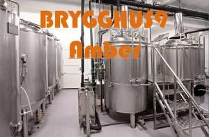 Bilde av BRYGGHUS9 Amber 25 liter