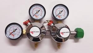 Bilde av Micro Matic CO2-regulator med 2 utganger