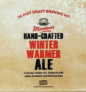 Bilde av Muntons Craft Range, Winter Warmer, 3,6 kg