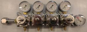 Bilde av CO2-regulator med 4 utganger ODL