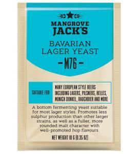Bilde av Mangrove Jack's yeast M76 Bavarian Lager 10 gram