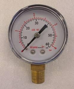 Bilde av Reserveklokke til CO2-regulator (0 - 4 Bar)