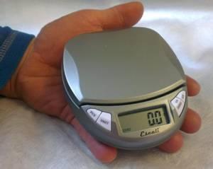 Bilde av Escali vekt 500 gram