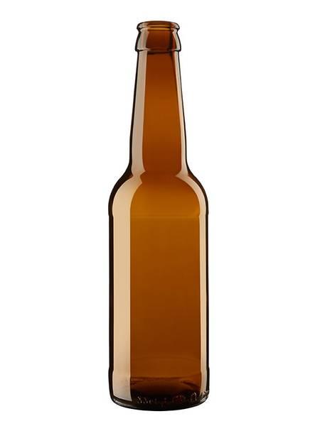 Flaske LONGNECK 330 ml CC