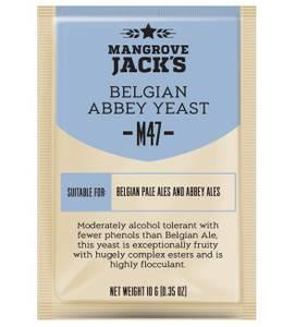 Bilde av Mangrove Jack's yeast M47 Belgian Abbey 10 gram