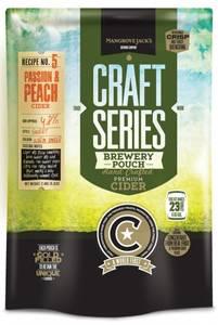 Bilde av Mangrove Jack's Craft Series Passion and Peach Cider 2,4 kg
