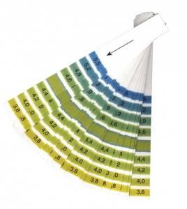 Bilde av PH-papir test stripe 3,8-5,5 20 stk