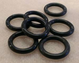 Bilde av O-ring til ventiler Svart