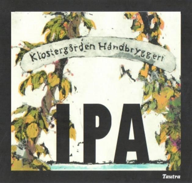 Klostergården IPA 25 liter