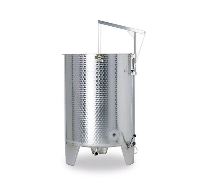 Speidel Gjæringstank FO, 1.100 - 25.000 liter