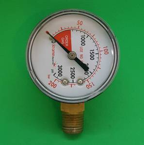Bilde av Reserveklokke til CO2-regulator (0 - 200 Bar)