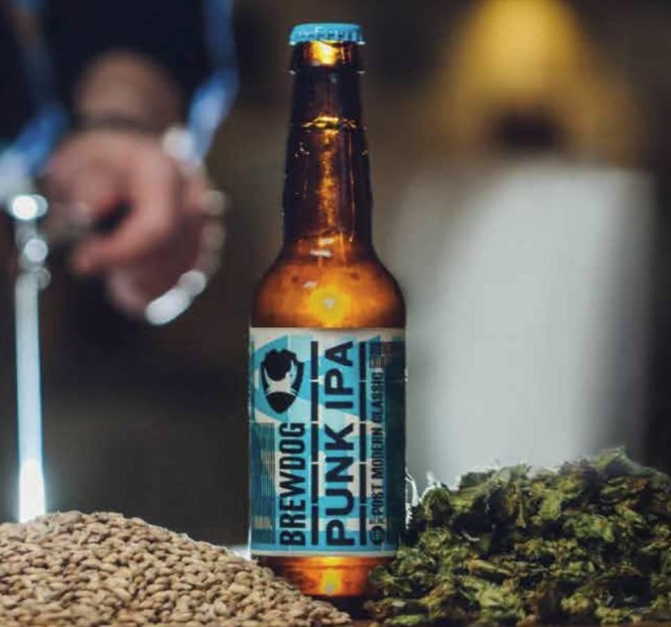 BrewDog Punk IPA 25 liter