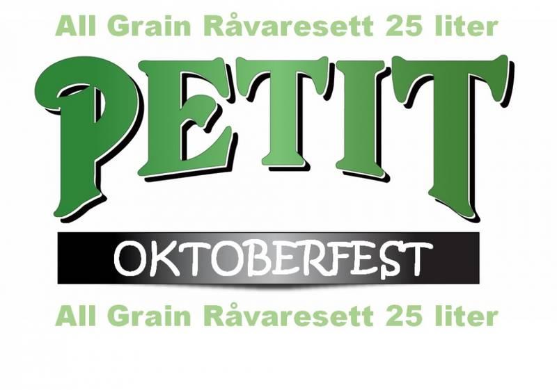 Petit Oktoberfest 25 liter