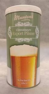 Bilde av Muntons Connoisseurs, Export Pilsner, 1,8 kg
