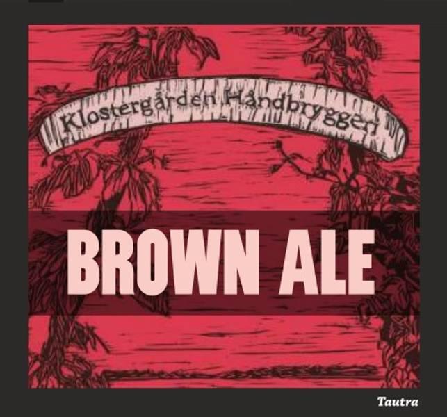 Klostergården Brown Ale 25 liter