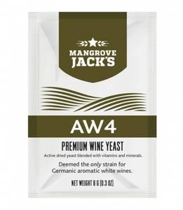 Bilde av Mangrove Jack's yeast AW4 White Wine 8 gram
