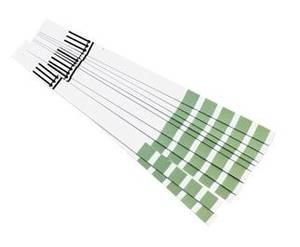 Bilde av Hardhetsteststripe for vann, 10 striper