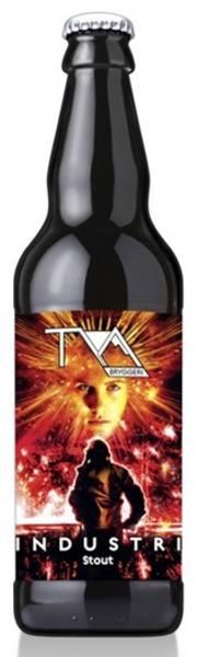 TYA Bryggeri Industri Stout 25 liter