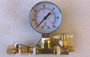 Bilde av Spunding valve, mottrykksregulator