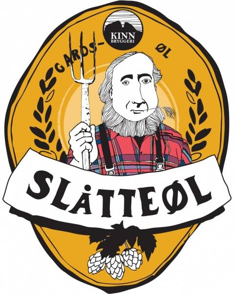 KINN Bryggeri Slåtteøl 25 liter