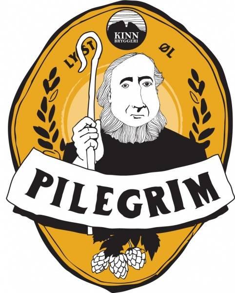 KINN Bryggeri Pilegrim 25 liter