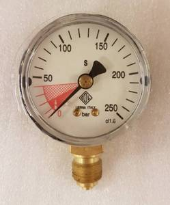 Bilde av Reserveklokke til CO2-regulator (0 - 250 Bar)