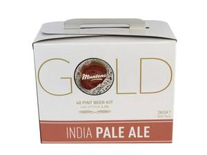 Bilde av Muntons Gold, India Pale Ale, 3 kg